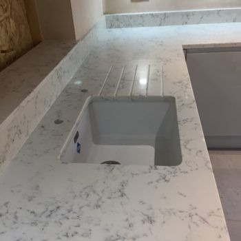 Carrara Marble Worktops