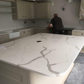 Bespoke Kitchen Worktops London UK