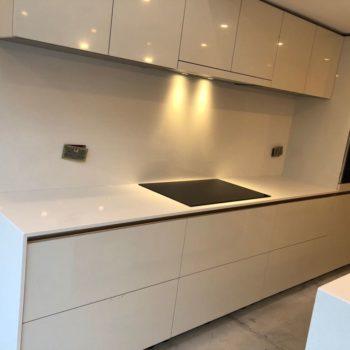 Kitchen Quartz Worktops