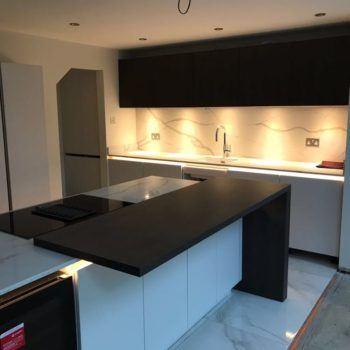 Stone Kitchen Worktops & Countertops London UK
