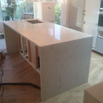 White Stone Worktops & Countertops London UK